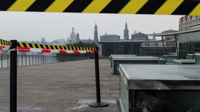 Sprengstoffanschläge in Dresden