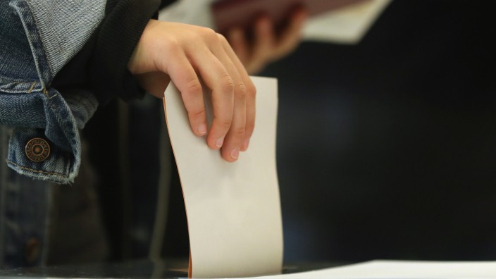 Berlin Holds State Elections