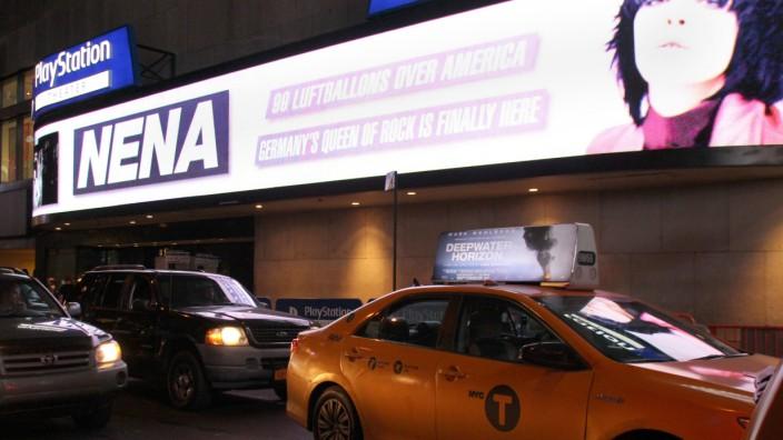 Nena- Konzert in New York