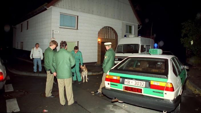 Polizistenmord von Holzminden im Jahr 1991