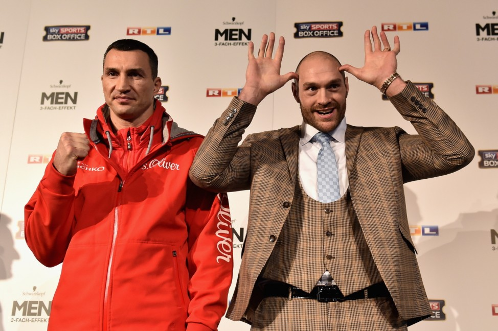 FILE PHOTO: Tyson Fury Announces his Retirement from Boxing on Twitter