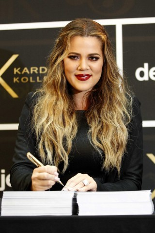 Khloe Kardashian introduces her new collection.
