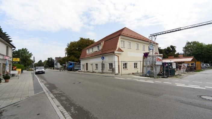 Garching Stadt Will Parkplatz Fur Augustiner Rasch Bauen Landkreis Munchen Sz De