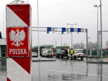 Schengen Außengrenze EU Kontrolle