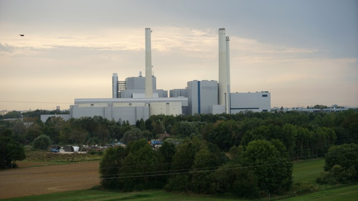 Klimaschutz: Das Heizkraftwerk Nord müsste schnell stillgelegt werden.