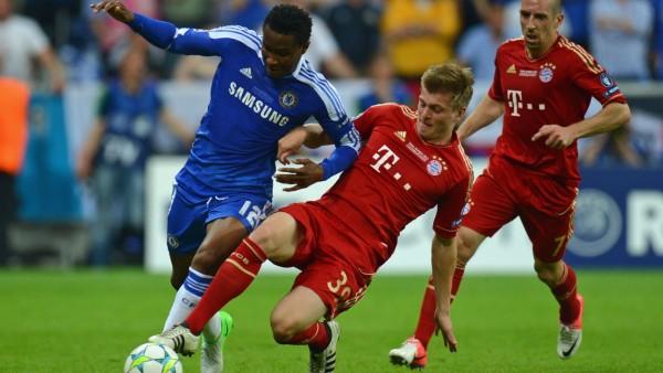FC Bayern Muenchen v Chelsea FC - UEFA Champions League Final; Kroos