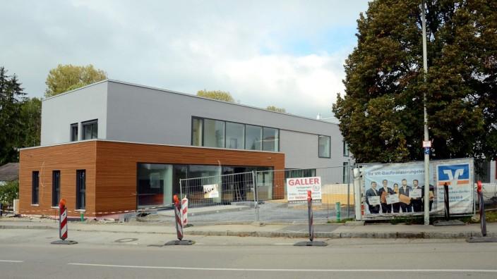 Weniger Geschäftsstellen: Nicht betroffen von den Filialschließungen bei der VR Bank Taufkirchen-Dorfen ist Fraunberg.