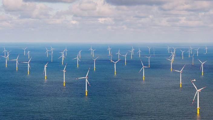 Offshore-Windpark Butendiek