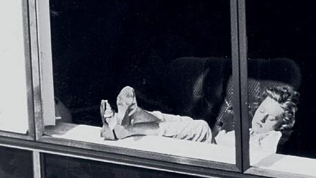 Rosemarie Nitribitt kurz vor ihrem gewaltsamen Tod Foto: Kurt Weiner