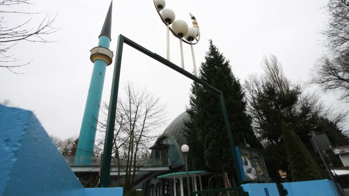 Moschee in München Freimann, 2010
