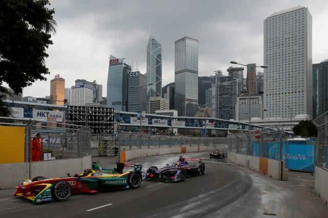 Formula E -  FIA Formula E Hong Kong ePrix , Hong Kong