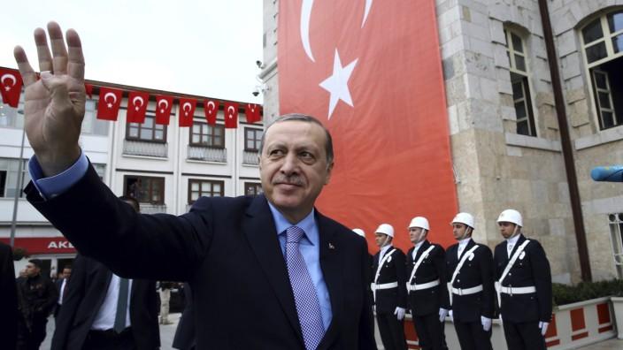 Erdogan, Türkei