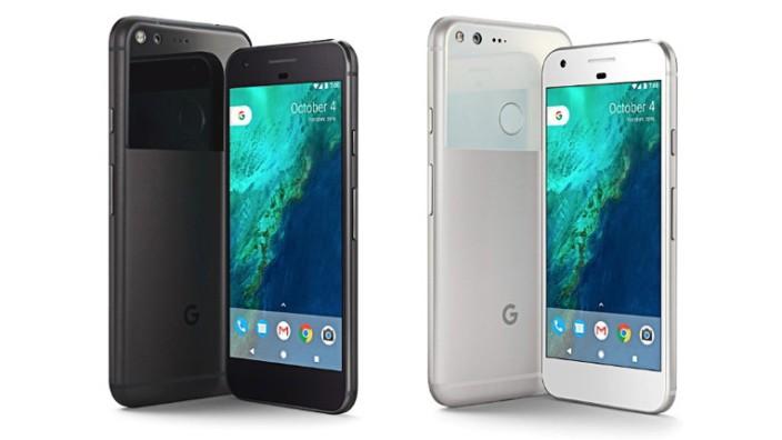 iPhone-Konkurrenz: In Silber und Mattschwarz ist das Pixel zu haben