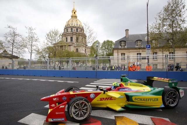 Formula E Paris ePrix; Paris Formel E
