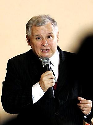 Kaczynski, Polen, Wahl, AFP