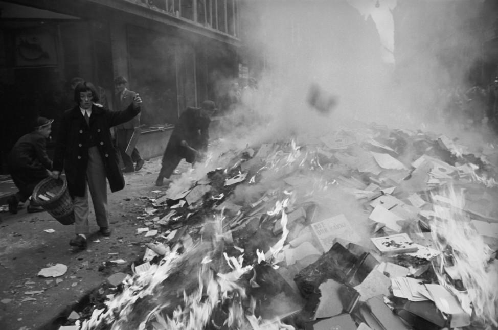 Ungarn-Aufstand 1956