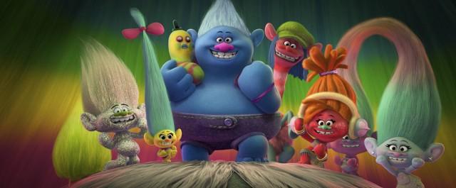 Kinostart - 'Trolls'