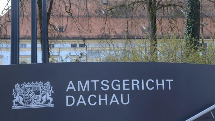 Aus dem Gericht: Der Fall wurde vor dem Dachauer Amtsgericht verhandelt.