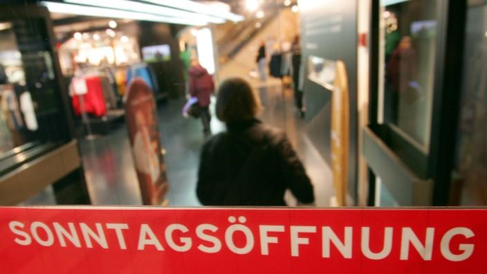 Streit um Sonntagsöffnungen in Erfurt