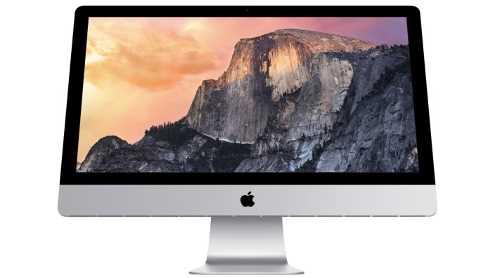 Apple iMac with Retina 5K display