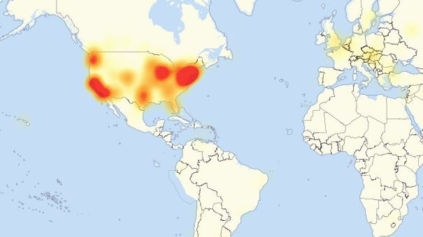 DDos-Attacke in den USA