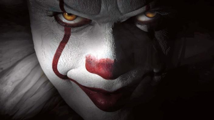 Neuverfilmung des Bestsellers 'Es' von Stephen King
