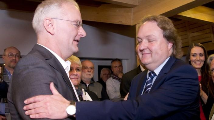 Landshut: WAHL zum Oberbürgermeister / Bürgermeister