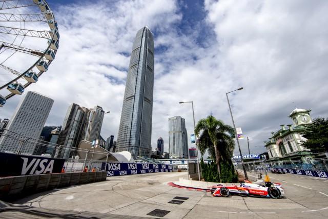 Formula e Grand Prix of Hong Kong