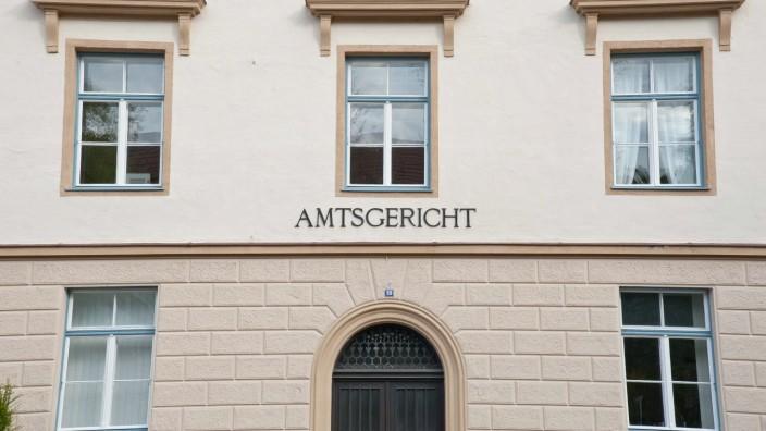 Amtsgericht Ebersberg: Das Amtsgericht in Ebersberg.
