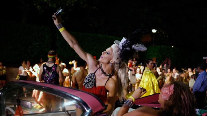 Sydney Celebrates 38th Annual Sydney Gay & Lesbian Mardi Gras Parade