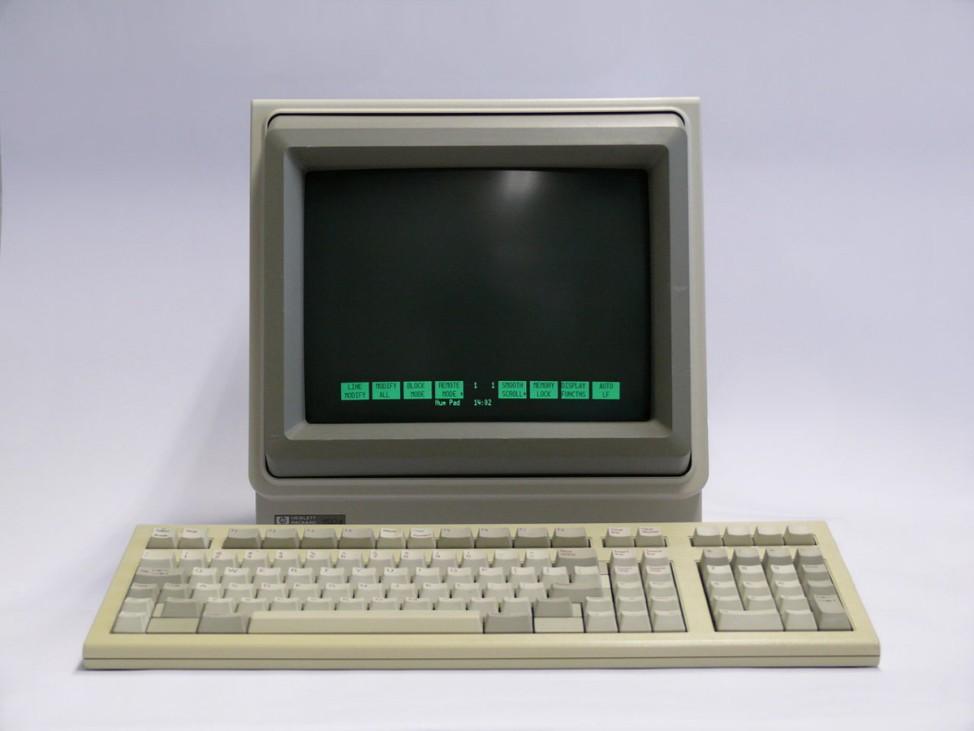 HP-150 Hewlett Packard