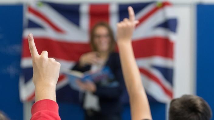 Englischunterricht am Gymnasium