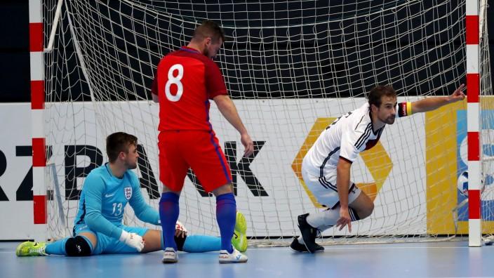 Germany v England - Futsal International Friendly