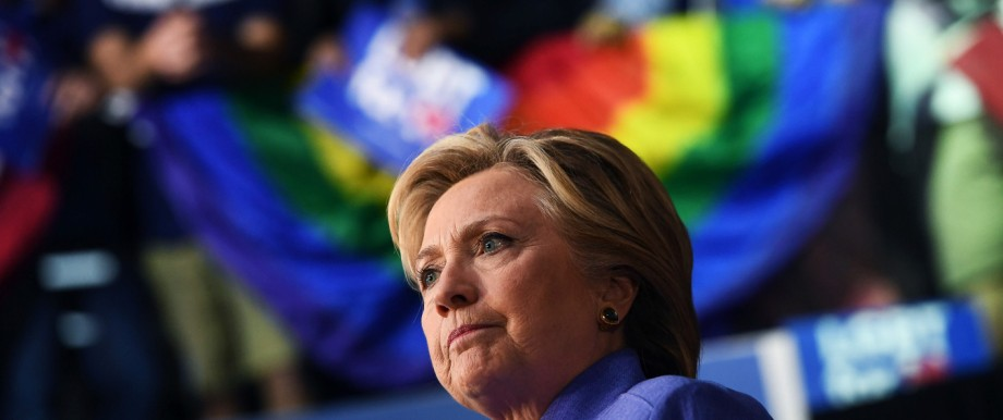 Campaign of US Democratic Presidential Nominee Hillary Clinton