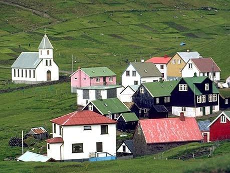 Die schönsten Inseln der Welt: Färöer