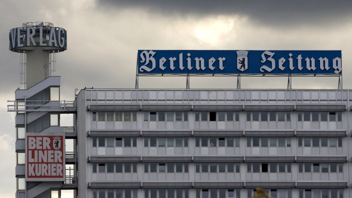 Verlagshaus Berliner Zeitung