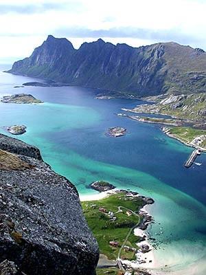 Die schönsten Inseln der Welt: Lofoten