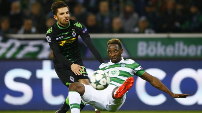 Borussia Monchengladbach v Celtic - UEFA Champions League Group Stage - Group C