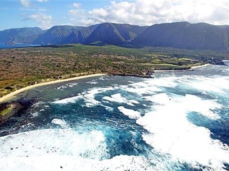 Die schönsten Inseln der Welt: Molokai, AP