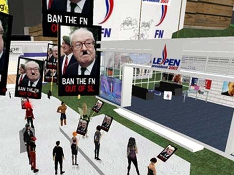 Le Pen - Second Life