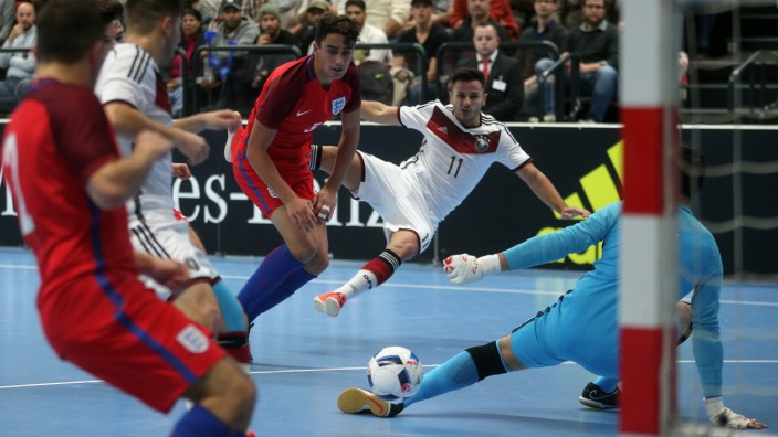 Germany v England - Futsal International Friendly