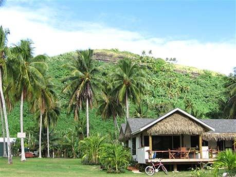 Die schönsten Inseln der Welt: Cook Islands, AP