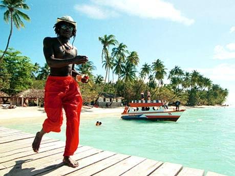 Die schönsten Inseln der Welt: Tobago, AP