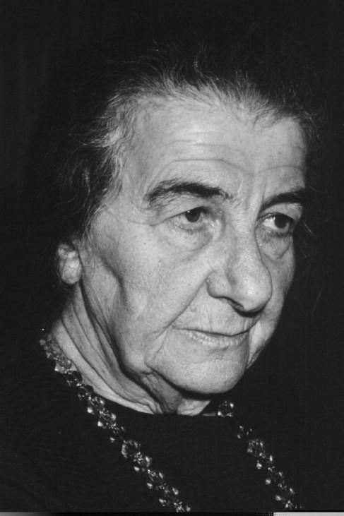 Golda Meir, israelische Ministerpräsidentin