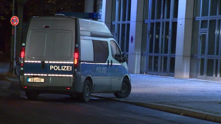 Terrorverdächtiger in Berlin festgenommen