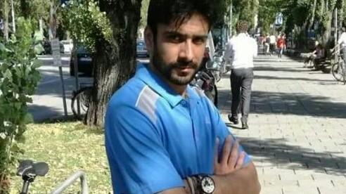 In Abschiebehaft: Plötzlich im Gefängnis: Der afghanische Flüchtling Sabur Frotan bangt um seine Zukunft.