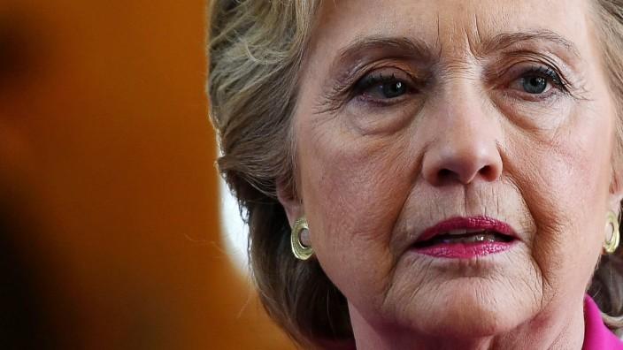 Hillary Clinton Campaigns In North Carolina