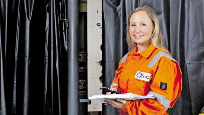 Kathrine Molvik Norwegen Ölindustrie