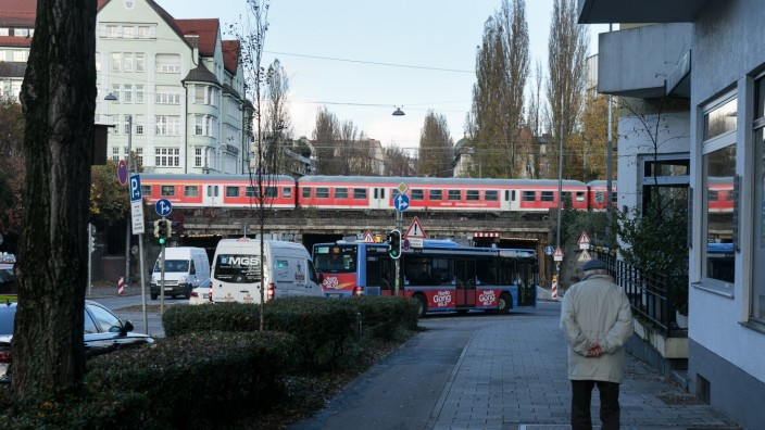 Regionalzughalt Poccistraße, der immer wahrschinlicher wird