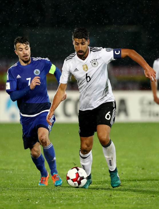 San Marino v Germany - FIFA 2018 World Cup Qualifier